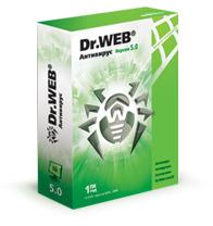 Скачать Dr.Web 5.0 (2009)